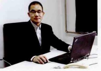 核工业北京地质研究院遥感重点实验室副所长叶发旺照片