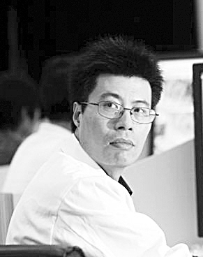 核工业北京地质研究院遥感技术应用研究所所长赵英俊照片