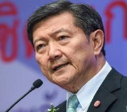 泰国卫生部部长比亚萨甘