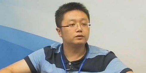 中粮我买网CTO刘百善照片