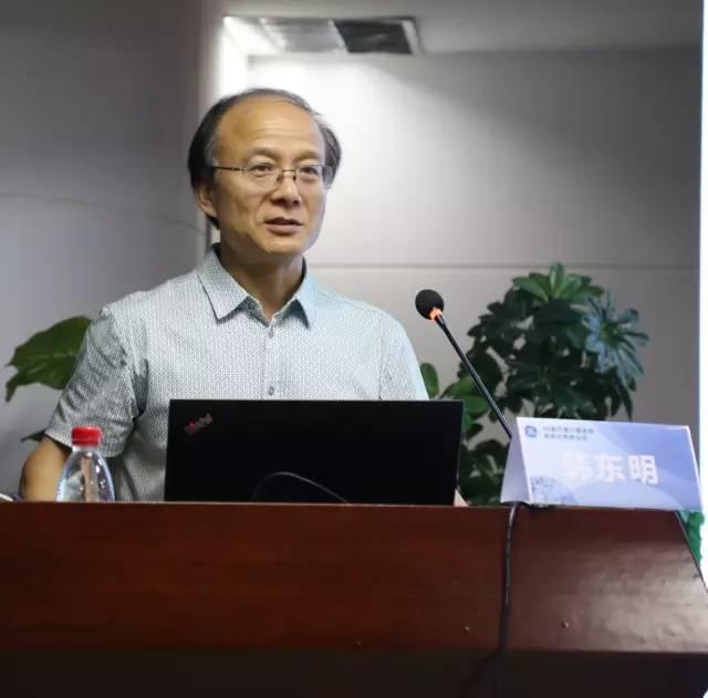 河南省放射学会委员韩东明照片