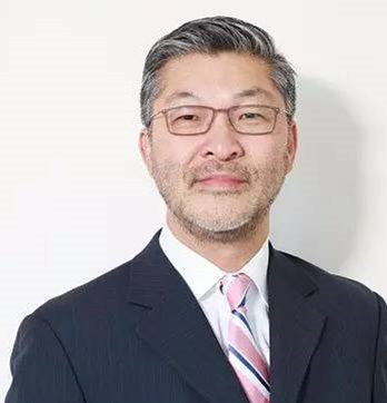 甲骨文公司高级副总裁李翰璋照片