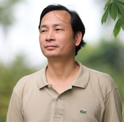 华德福学校顾问黄晓星照片