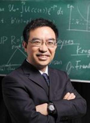 财新智库首席经济学家何帆照片
