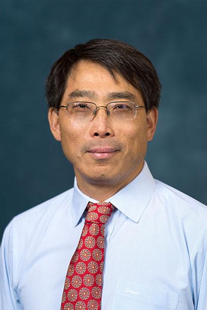 University of Michigan, Ann Arbor, U.S.A.ProfessorShaomeng Wang照片