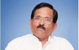 印度瑜伽部长部长Shripad Naik