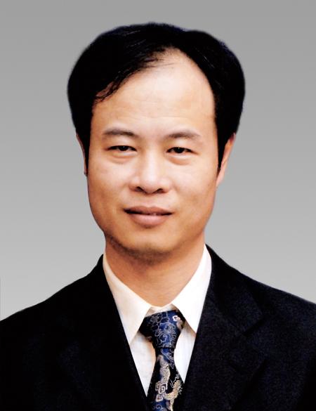 中国科学院上海药物研究所研究员蒋华良(Hualiang Jiang)照片