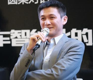 上海友衷科技有限公司 创始人刘淼  照片