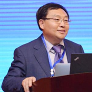 大连医科大学附属第一医院副院长乐卫东(Weidong Le)照片
