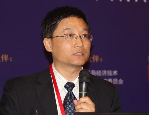 中国银联电子支付副总经理费捷