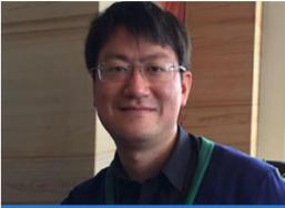 上海闪马智能科技有限公司创始人、CEO彭垚照片