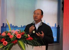上海市药材有限公司董事长陈军力