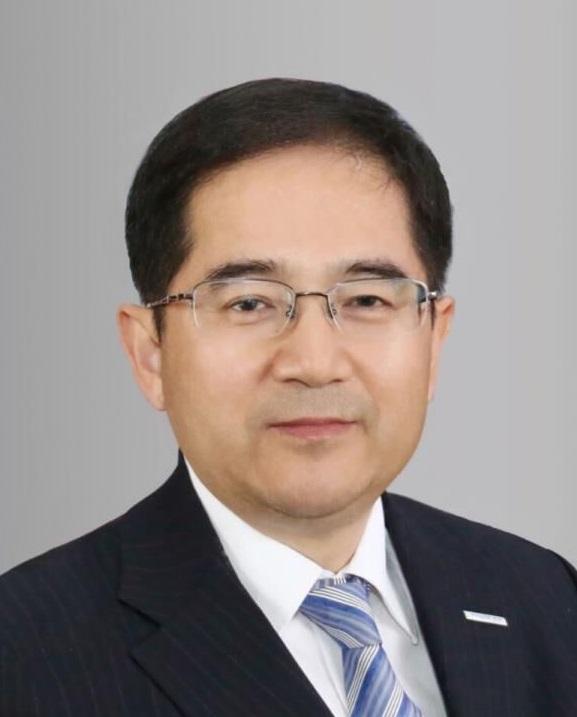浪潮集团执行总裁王兴山照片
