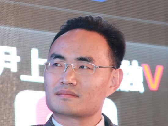 天地网智库 首席分析师贾海彬照片