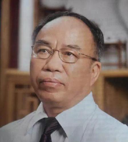 中国医师协会人文分会 副主任委员袁钟 照片