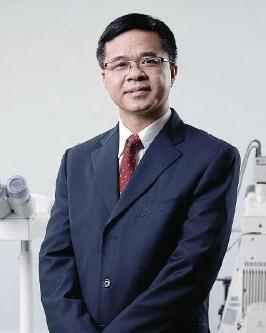 广州金域医学检验中心有限公司 董事长兼总经理梁耀铭照片