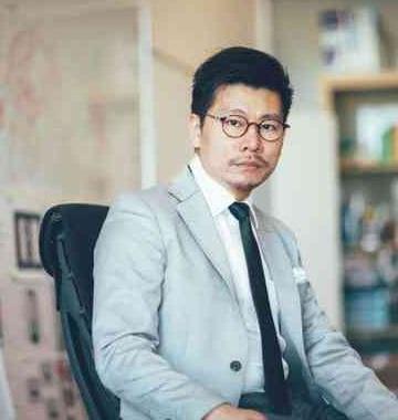 锤子手机设计总监李剑叶照片