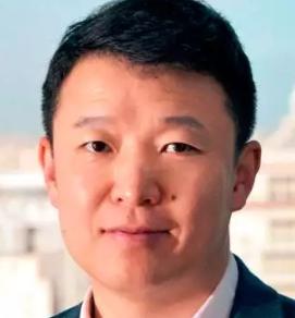 中国银行网络金融部副总经理董俊峰照片