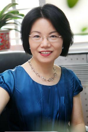 北京大学教授肖瑞平(Rui-Ping Xiao)照片
