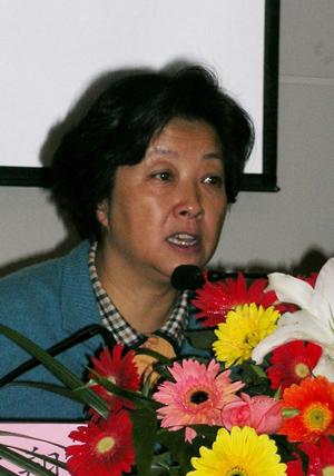 中國縣域衛生發展研究中心 常務副主任邢遠翔照片
