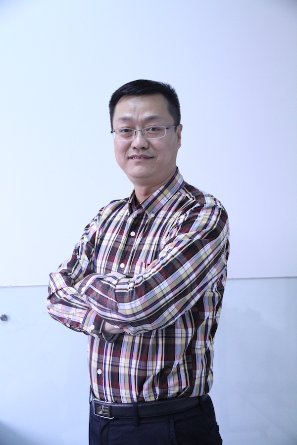 九安医疗电子股份有限公司技术总监王任大照片