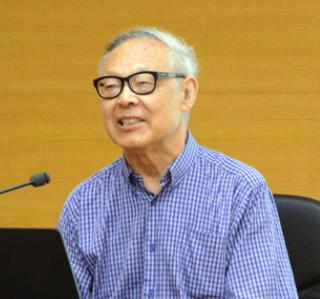 中國汽車工程研究院股份有限公司研究員馬鳴圖照片