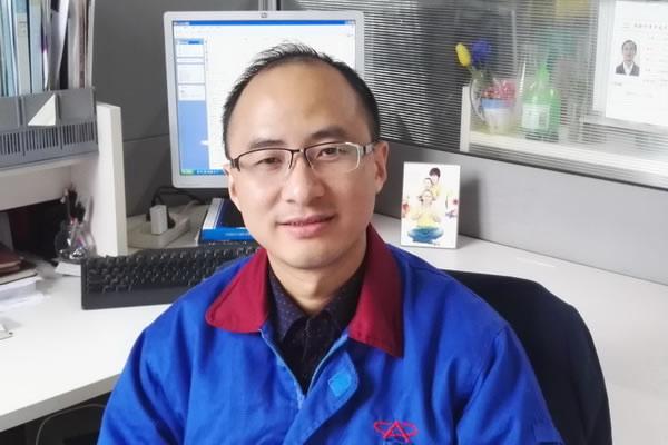 奇瑞汽车主任工程师李军 照片