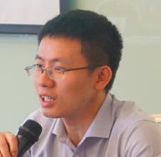 兴业证券研究所所长助理袁煜明照片