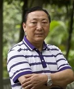 中國針灸學會常務理事東貴榮照片