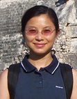 北京生命科学研究所高级研究员董梦秋照片