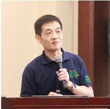 美国大豆协会协会主任韩彦明