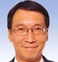 香港地铁公司 物业开发总监邓智辉照片