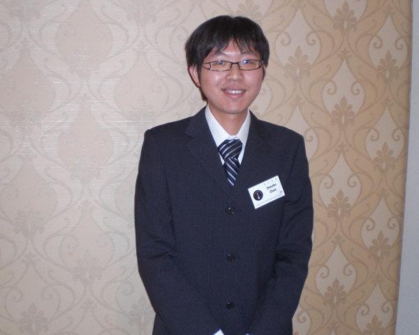 重庆大学研究员詹振飞照片