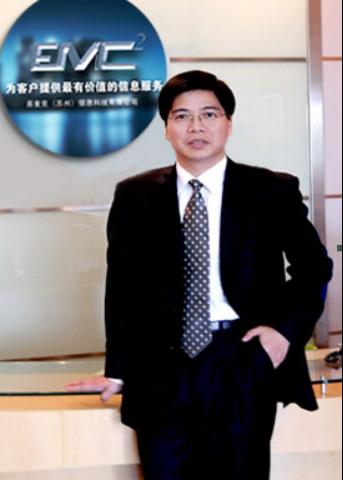 易麦克 创始人兼CEO周东红