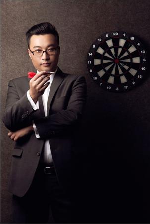 欠债勾CEO殷宾照片