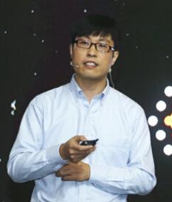 明略数据技术合伙人杨威 照片