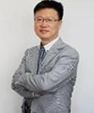 中国化工油气股份有限公司 人事部主任谢朝晖照片