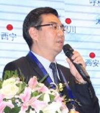 北京鸿合智能系统股份有限公司 总经理尹立斌照片