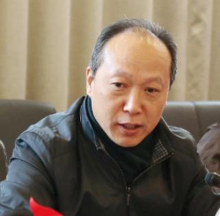 北京市教育委员会职业与成人教育处 处长王东江照片