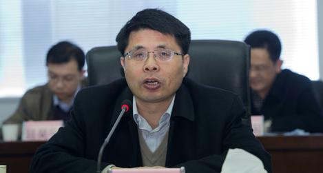 山东石大胜华化工集团董事长郭天明照片