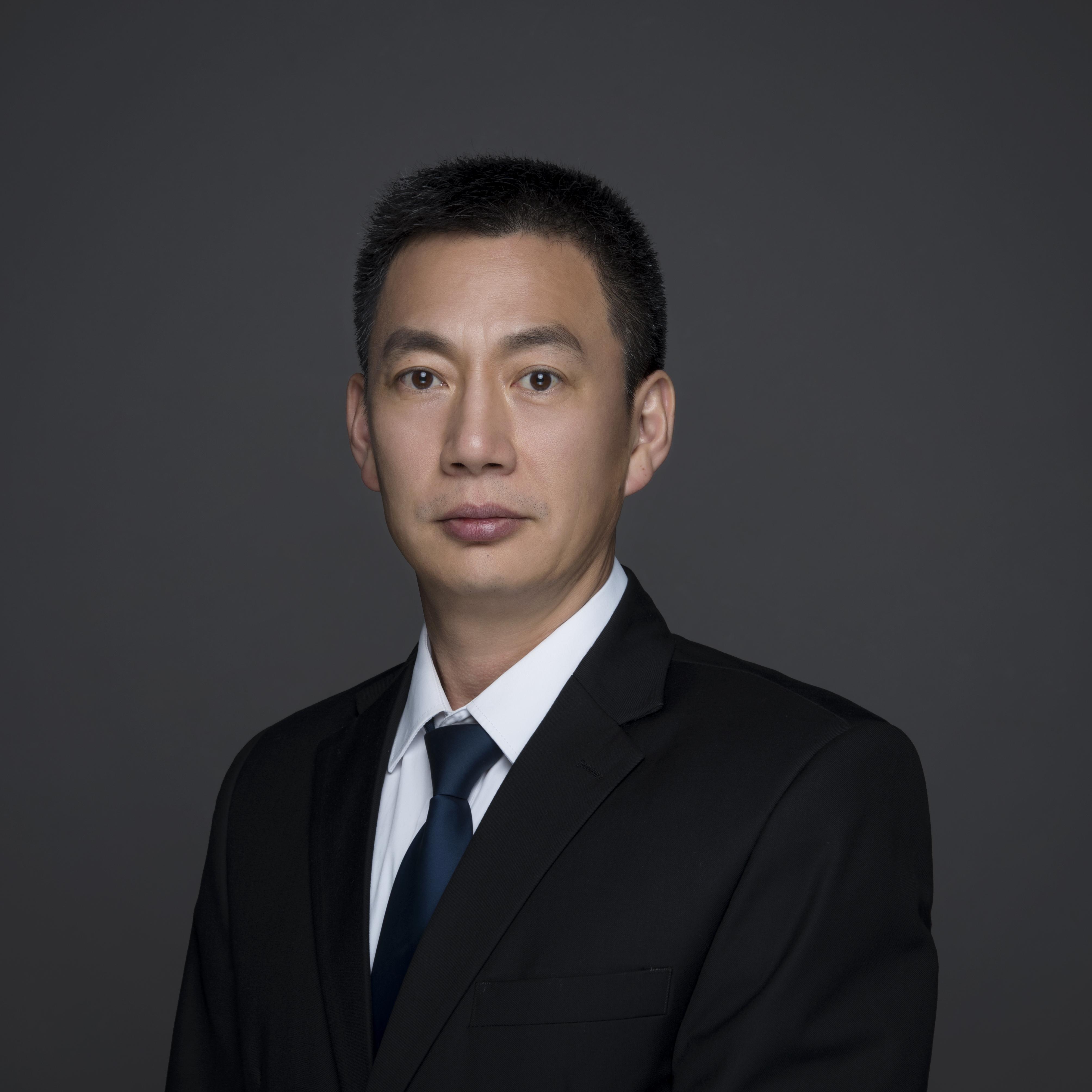 淘在路上CEO陈伟照片