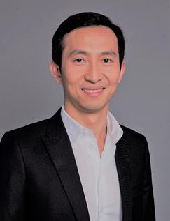 礼来亚洲基金创始人/董事总经理施毅 照片