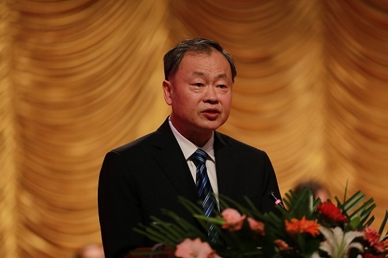 中国商业联合会常务副会长姜明照片