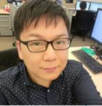 Autodesk工程师钱颖照片
