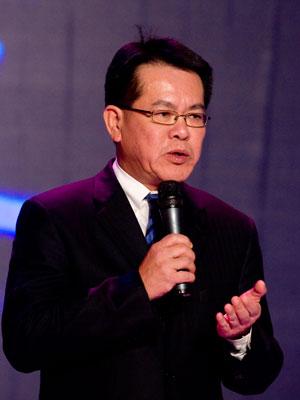 UPS中國區總裁黎松江照片