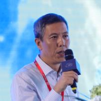 中国农业银行自动化运行部总经理侯永铭照片