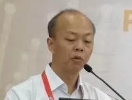 中国工程物理研究院激光聚变研究中心光学工程部部长袁晓东照片
