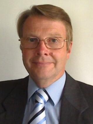 英国Geologix系统一体化公司CEO朱利安.皮克尔照片