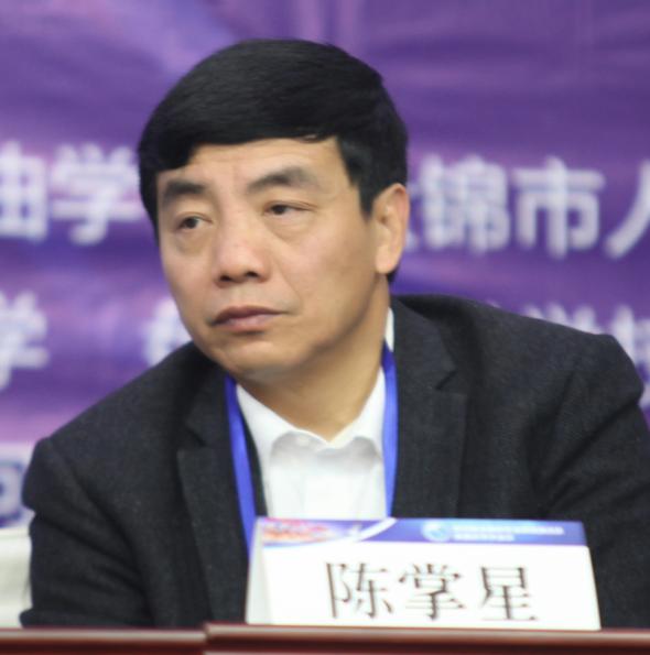 石油化工系教授陈掌星 照片