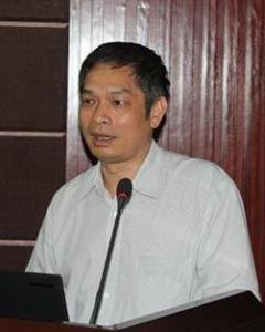 中国机电一体化技术应用协会副理事长刘奕华照片